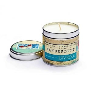 LITTLE LIGHTS – WANDERLUST CANDLE
