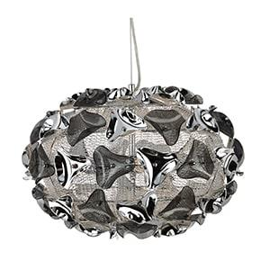 SEARCHLIGHT TRIANGLE 3 LIGHT PENDANT 5803-3SM