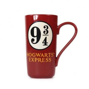 HARRY POTTER LATTE MUG - PLATFORM 9 3/4  Thompsons Lighting & Interiors
