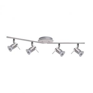 ARIES – CHROME 4 LIGHT ADJUSTABLE BAR SPOTLIGHT