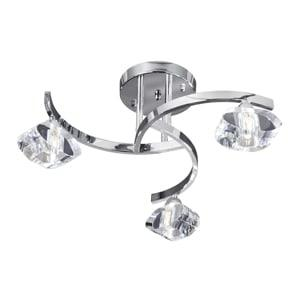 SEARCHLIGHT Sculptured Ice Fitting 8086-6CC