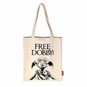 FREE DOBBY SHOPPER BAG