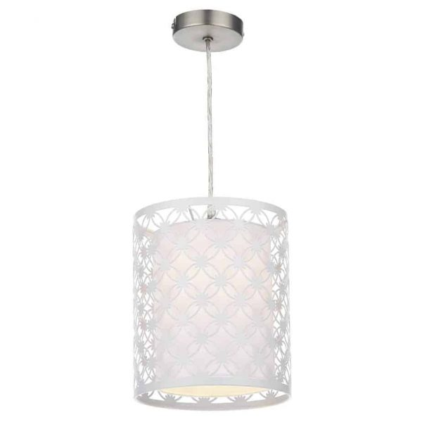 Lula Easy Fit Cream Shade Only  Thompsons Lighting & Interiors