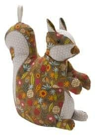 ULSTER WEAVERS DOORSTOP SQUIRREL