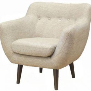 Stone Scandinavian Occasional Chair