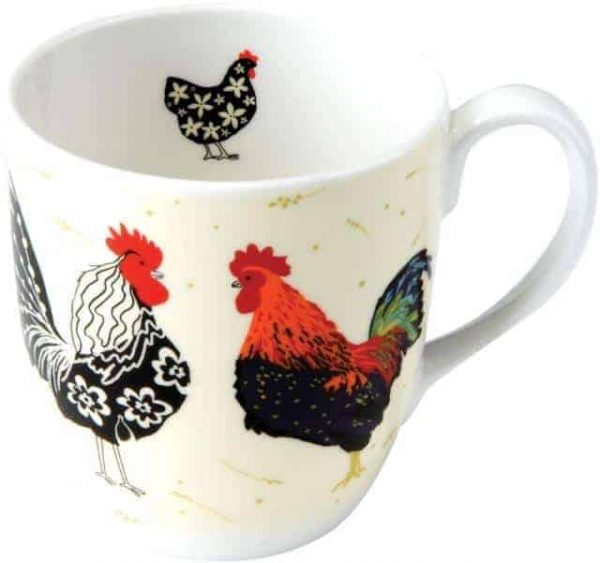 ROOSTER COASTERS PK4  Thompsons Lighting & Interiors