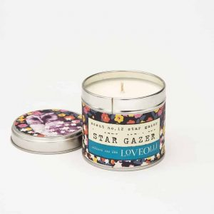 LITTLE LIGHTS – STAR GAZER CANDLE