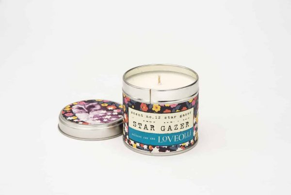 LITTLE LIGHTS - STAR GAZER CANDLE  Thompsons Lighting & Interiors