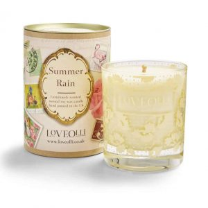 LoveOlli Signature Summer Rain Candle