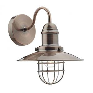 TERRACE SINGLE WALL LIGHT COPPER