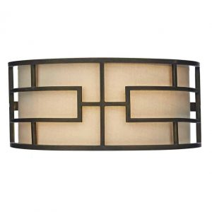 TUMOLA 2 LIGHT WALL LIGHT BRONZE
