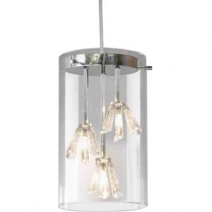 SOMERSET 3 LIGHT SINGLE PENDANT