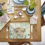 VOYAGE MAISON WILDLIFE PLACEMAT SET OF 4