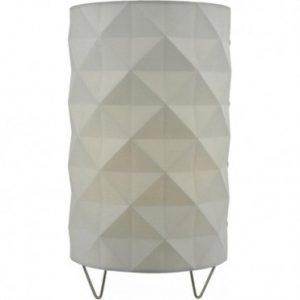 Aisha Table Lamp Complete With White Shade