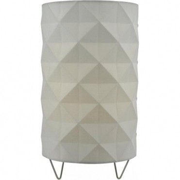 Aisha Table Lamp Complete With White Shade  Thompsons Lighting & Interiors