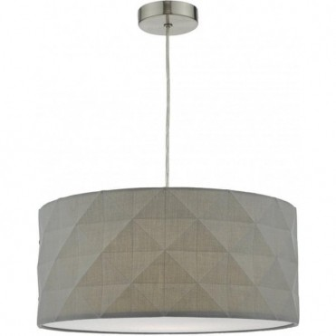 Aisha Easy Fit Grey  Thompsons Lighting & Interiors