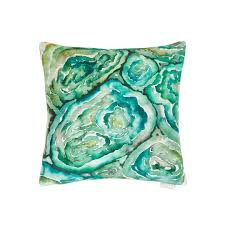 Voyage Maison Malachite Emerald Cushion