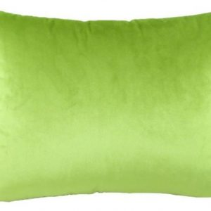 Royal Velvet Green Pom Pom Soft Cushion