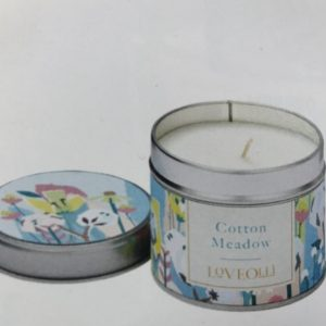 Cotton Meadow LoveOlli Candle