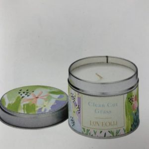 Clean Cut Grass LoveOlli Candle