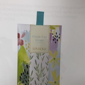 Fragranced Room Sachets Clean Cut Grass