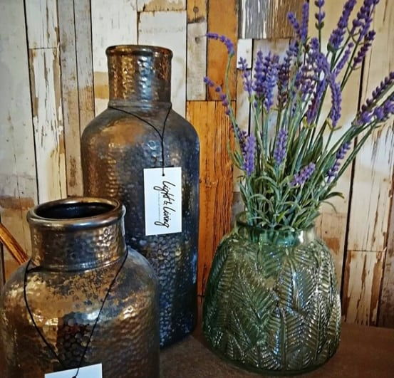 Thompsons lighting larne dutch jars