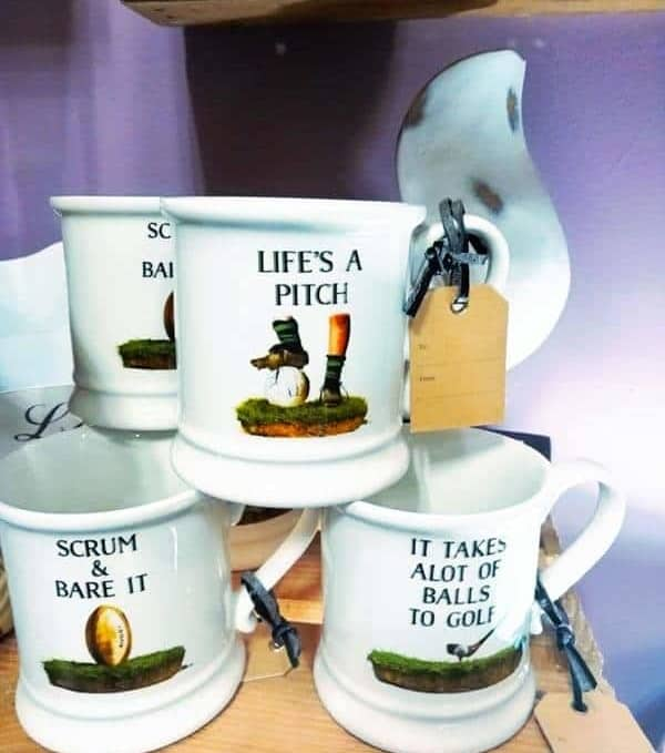 gift mugs thompsons lighting larne
