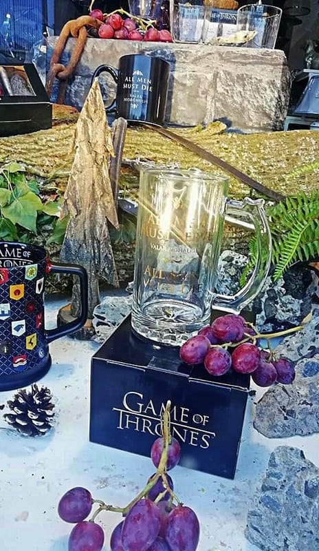 Game of Thrones Glasses Thompsons lighting larne_pe_orig