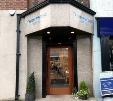 About Us  Thompsons Lighting & Interiors